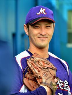 本日(2/20)担当、チーム最年長の山川投手